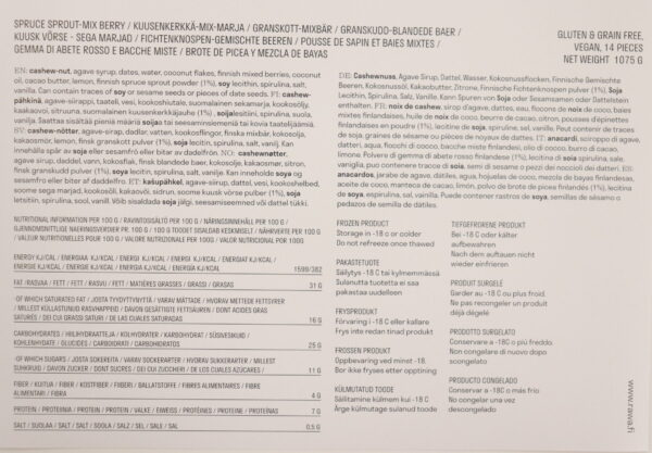 Kuusenkerkkä Label