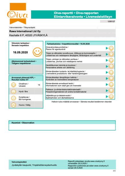 Oiva Report Rawa International 09_20
