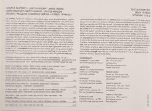 Vadelma/Laku Label